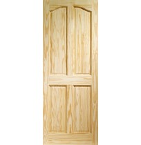 Internal Clear Pine Rio 4 Panel