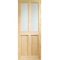 """XL Joinery"" Internal Clear Pine Victorian with Clear Glass"