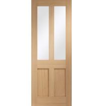 "LPD Doors ""Malton Clear glazed"" (External)"