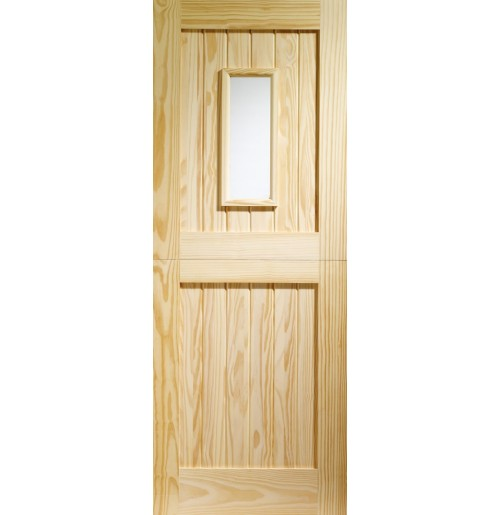 """XL Joinery """"Stable 1 light"""" External clear glazed"""