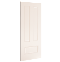 "Deanta ""Canterbury"" white primed door"