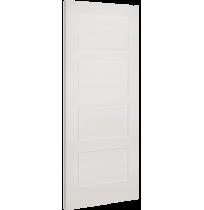 """Deanta """"Coventry"""" white primed door"""