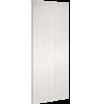 """Deanta """"Eton"""" white primed door"""