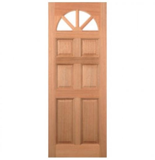 """LPD Doors """"Carolina 6P"""" Dowelled (External)"""
