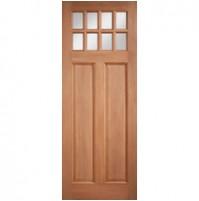 """LPD Doors """"Chigwell clear glazed"""" (External)"""