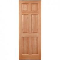 "LPD Doors ""Colonial 6P"" Dowelled (External)"