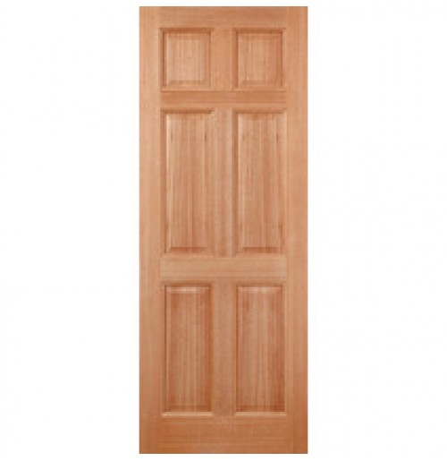 "LPD Doors ""Colonial 6P"" Dowelled (External)"
