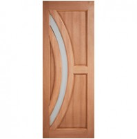 "LPD Doors ""Harrow frosted glazed"" (External)"