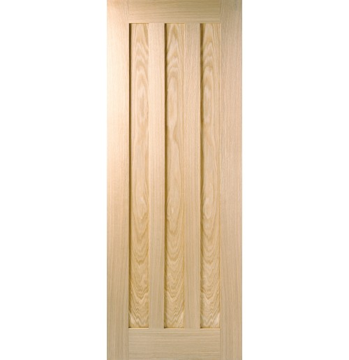 "LPD Doors ""Idaho"" Unfinished Oak"