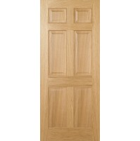 "LPD Doors ""Regency 6 Panel"" Pre finished Oak"