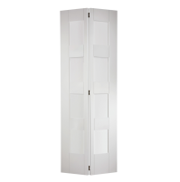"LPD Doors ""Shaker 4 light Glazed"" Bi Fold"