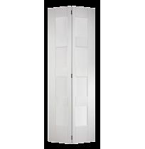 "LPD Doors ""Shaker 4 light Glazed"" Bi Fold"