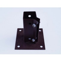 Bolt down Met Post 50mm x 50mm