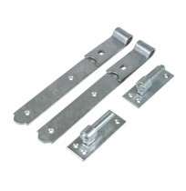 Hook & Band hinges