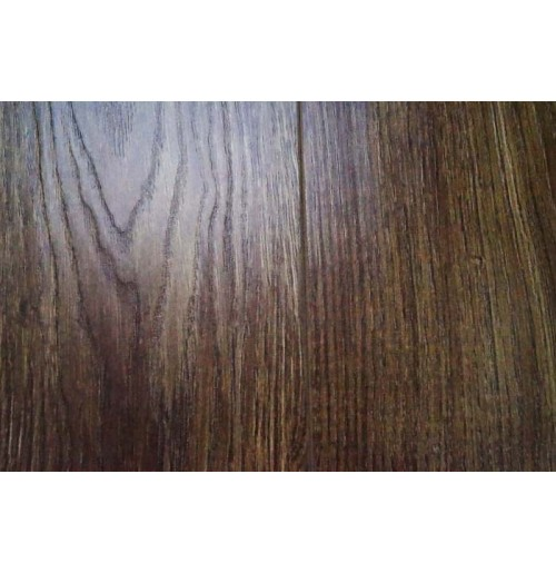 Golden Oak textured 12mm laminate flooring