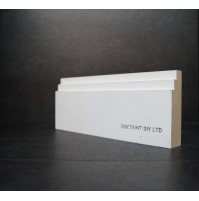 White Primed Skirting Board/Architrave