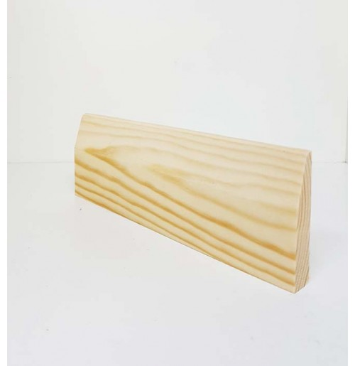 "Pine Redwood Chamfered Architrave 3"" (3mtr x 70mm)"