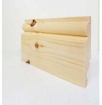 """Torus Pine skirting 5"""" (120mm)"""