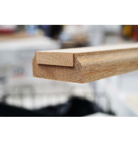 Oak Base Rail