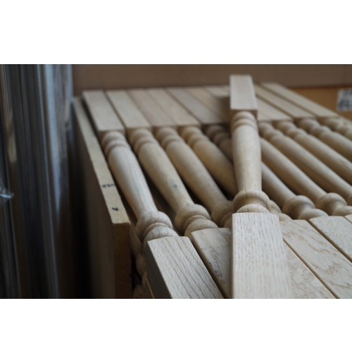 Oak Spindles 41mm