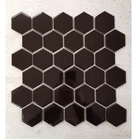 Shades of Grey Black Hex mosaic  (BCT)