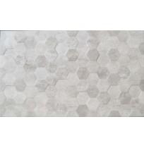 Lofthouse hex Steel concrete 3D Tile (BCT)