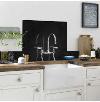 Liquorice splash back