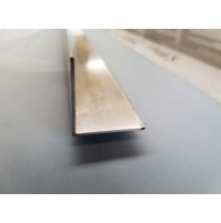 Angle tile trim 25mm x 25mm (Chrome)