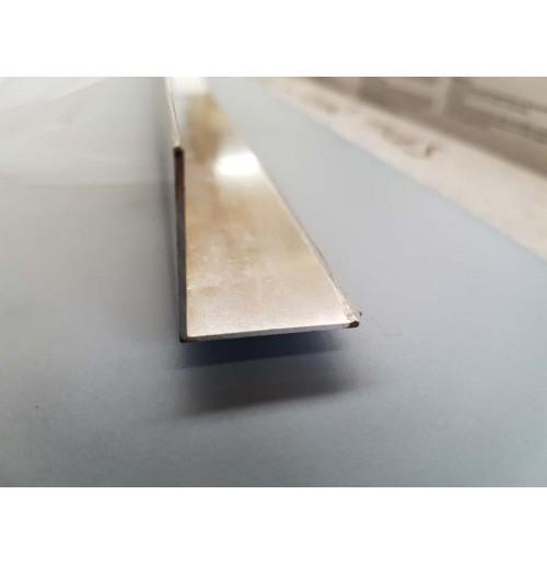 Angle tile trim 25mm x 25mm (Chrome)