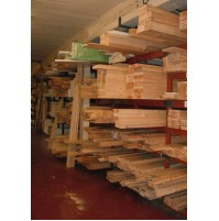Pine Redwood Timber