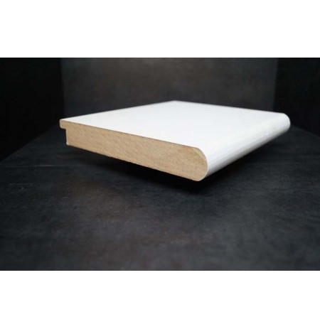 MDF Bullnose window board