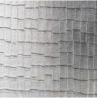Graphite Mosaic Cladding