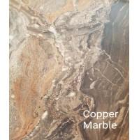 Copper Marble Worktop