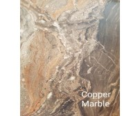 Copper Marble Worktop