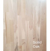 Solid Oak worktop